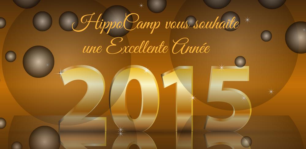 Hippocamp vous présente ses voeux les meilleurs pour 2015
